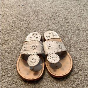 Jacks flat sandal